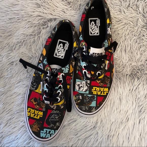 Starwars Limtd Edit vans sneaker